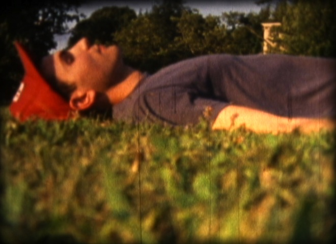 super 8 to video, 12:24, 2009