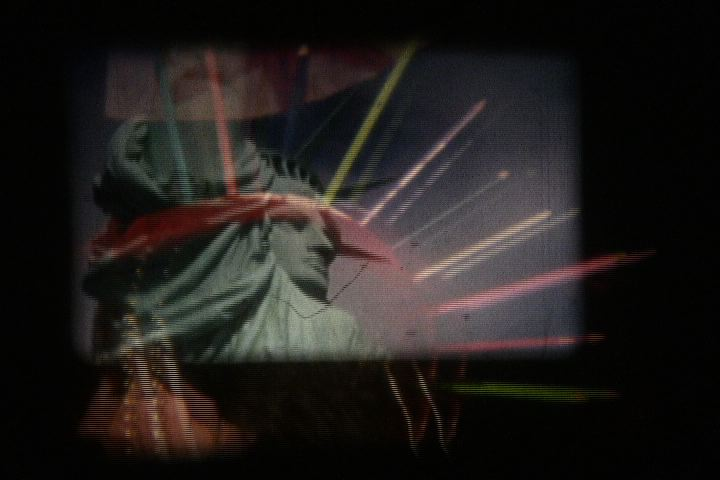 super 8, dual projection, 2008